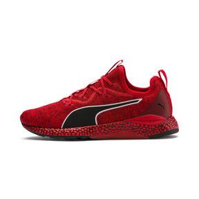 Thumbnail 1 of HYBRID Runner Men's Running Shoes, High Risk Red-Puma Black, medium
