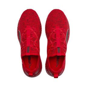 Thumbnail 6 of HYBRID Runner Men's Running Shoes, High Risk Red-Puma Black, medium