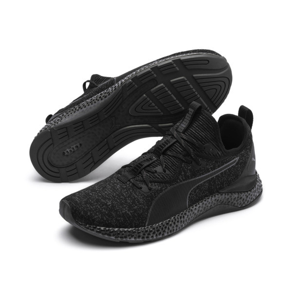 Hybrid Runner Men's Running Shoes, Asphalt-Puma Black, large