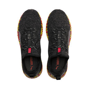 Thumbnail 6 of Chaussure de course Hybrid Runner pour homme, Black-Red-Blazing Yellow, medium