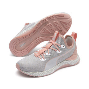 Thumbnail 3 of Hybrid Runner Damen Laufschuhe, Glacier Gray-Peach Bud, medium