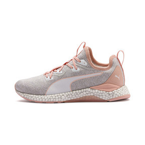 Thumbnail 1 of HYBRID Runner Women's Running Shoes, Glacier Gray-Peach Bud, medium