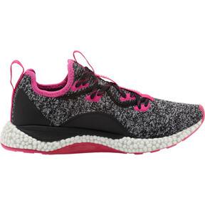 Thumbnail 4 of HYBRID Runner Women's Running Shoes, Puma Black-Fuchsia Purple, medium