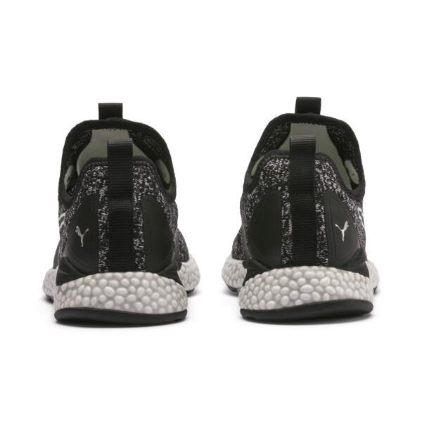 HYBRID Runner Women's Running Shoes, Puma Black-Fair Aqua, large
