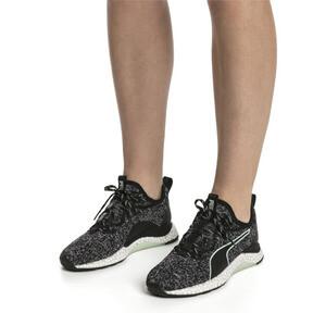 Thumbnail 2 of HYBRID Runner Women's Running Shoes, Puma Black-Fair Aqua, medium
