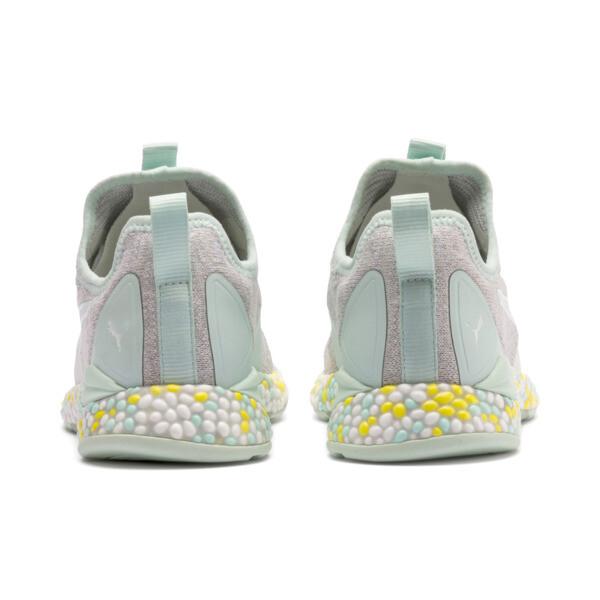 HYBRID Runner Women's Running Shoes, Fair Aqua-Glacier Gray, large