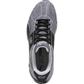 Thumbnail 5 of CELL Surin 2 Heather Men's Running Shoes, Puma Black-Puma White, medium