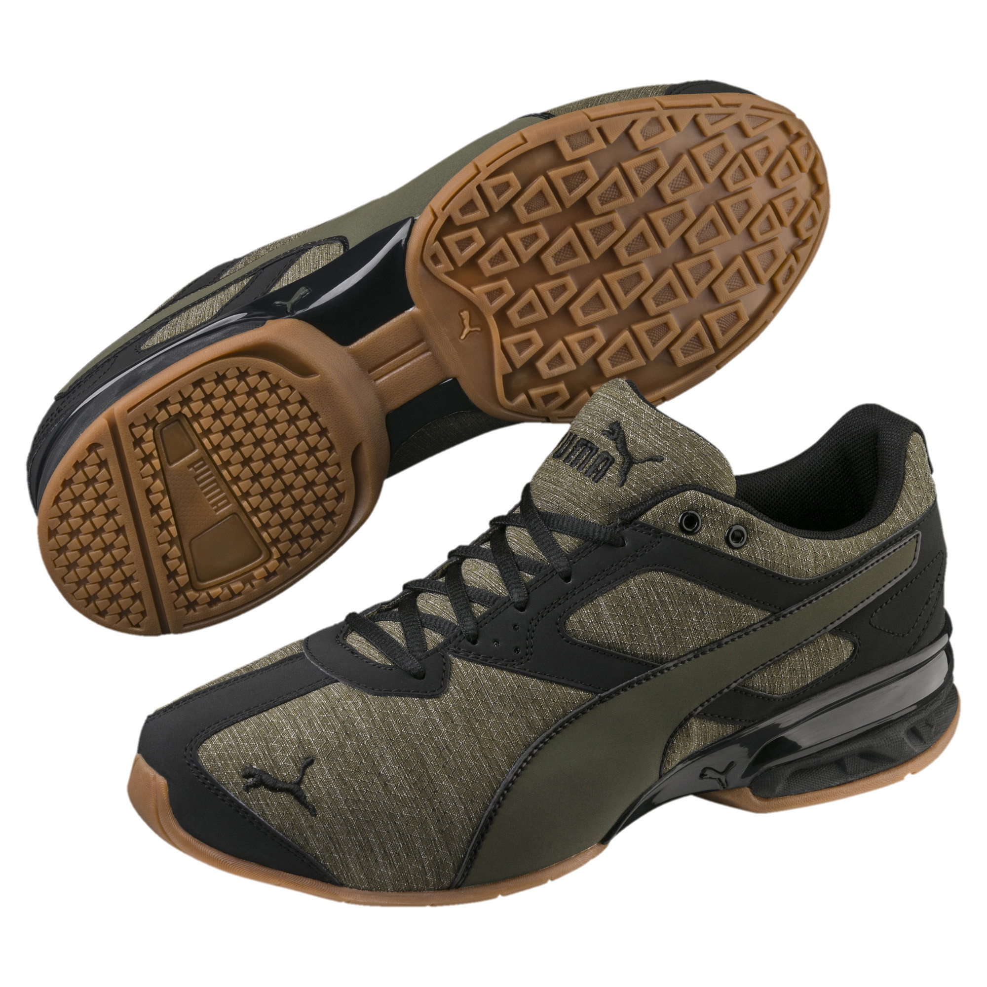 PUMA-Tazon-6-Heather-Rip-Men-s-Sneakers-Men-Shoe-Running thumbnail 7