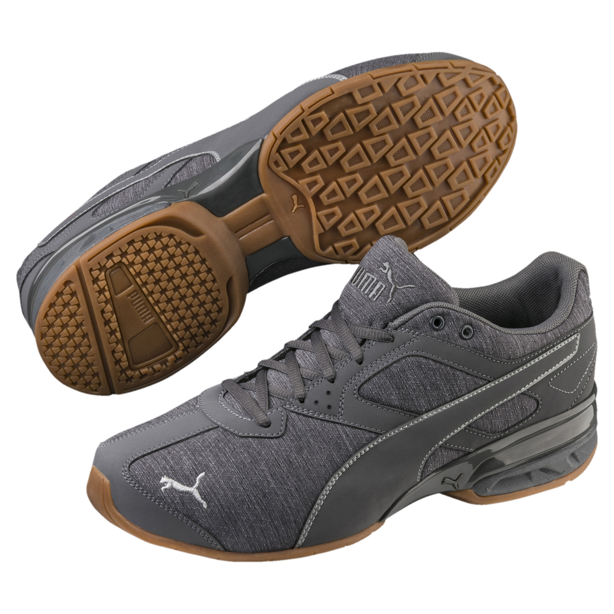 Details about PUMA Tazon 6 Heather Rip Men's Sneakers Men Shoe Running