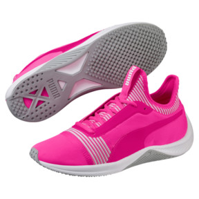Thumbnail 2 of Amp XT Damen Trainingsschuhe, KNOCKOUT PINK-Puma White, medium
