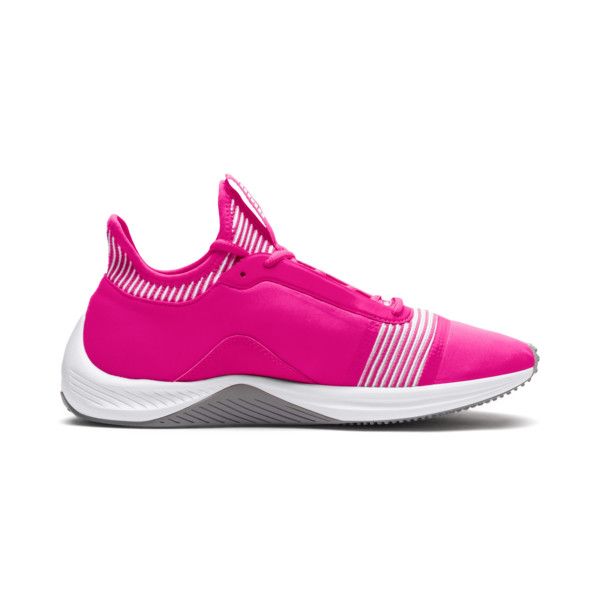 Amp XT Women's Trainers, KNOCKOUT PINK-Puma White, large