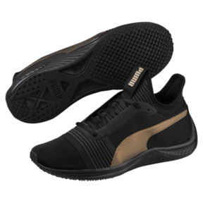 Thumbnail 2 of Amp XT Women's Training Shoes, Puma Black-Puma Black-1, medium