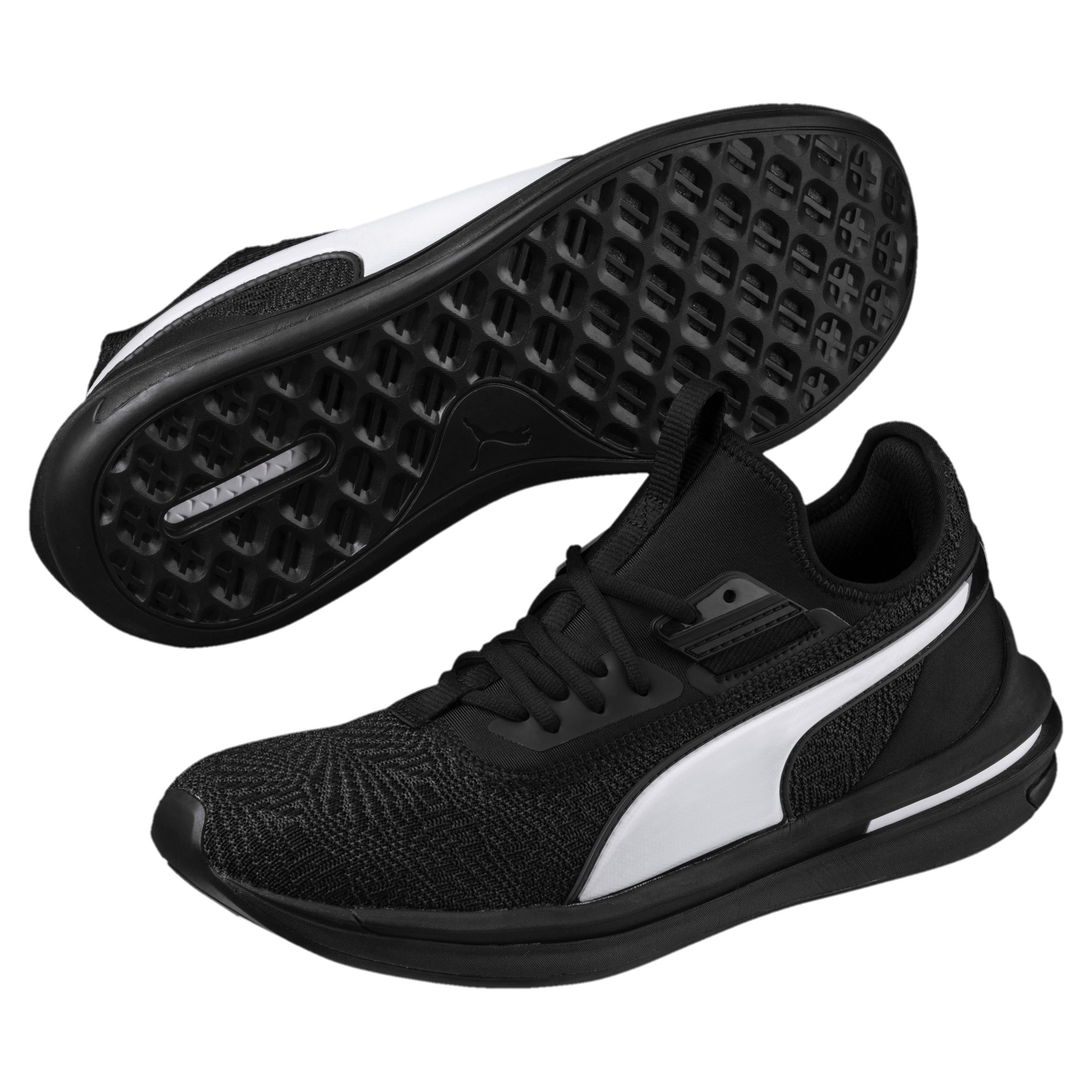 the latest ca1ee 238f8 Details about PUMA IGNITE Limitless SR-71 Running Shoes Men Shoe Running