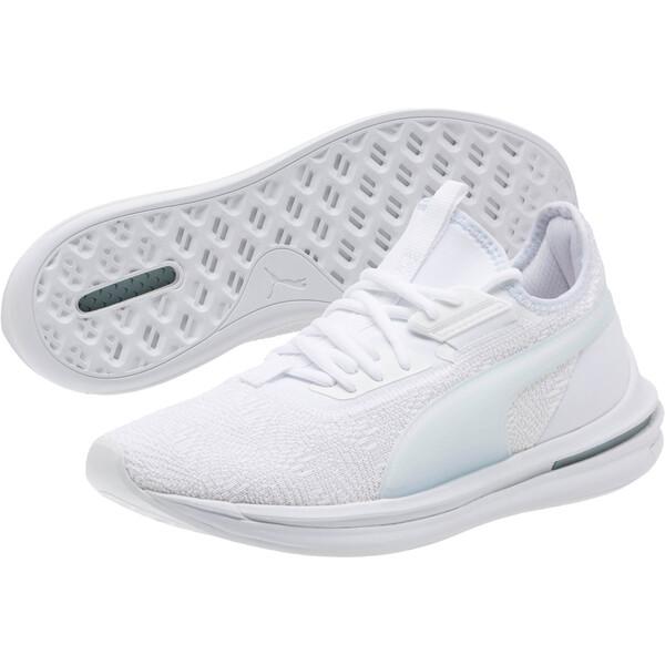 IGNITE Limitless SR-71 Running Shoes, Puma White, large