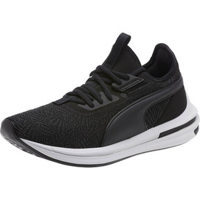 Thumbnail 1 of IGNITE Limitless SR-71 Women's Running Shoes, Puma Black, medium