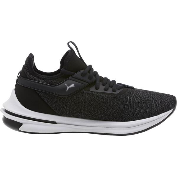 IGNITE Limitless SR-71 Women's Running Shoes, Puma Black, large