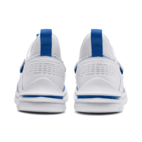 Thumbnail 4 of IGNITE Limitless SR New School Sneakers, Puma White-Strong Blue, medium