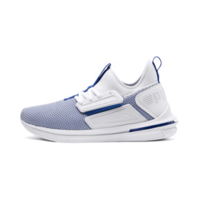 Thumbnail 1 of IGNITE Limitless SR New School Sneakers, Puma White-Strong Blue, medium