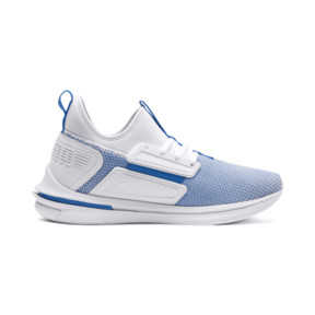 Thumbnail 5 of IGNITE Limitless SR New School Sneakers, Puma White-Strong Blue, medium