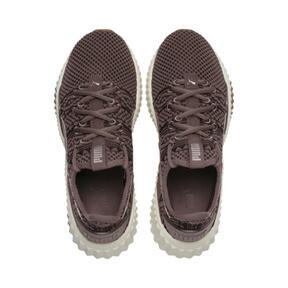 Thumbnail 6 of Defy Luxe Women's Sneakers, Peppercorn-Metallic Ash, medium