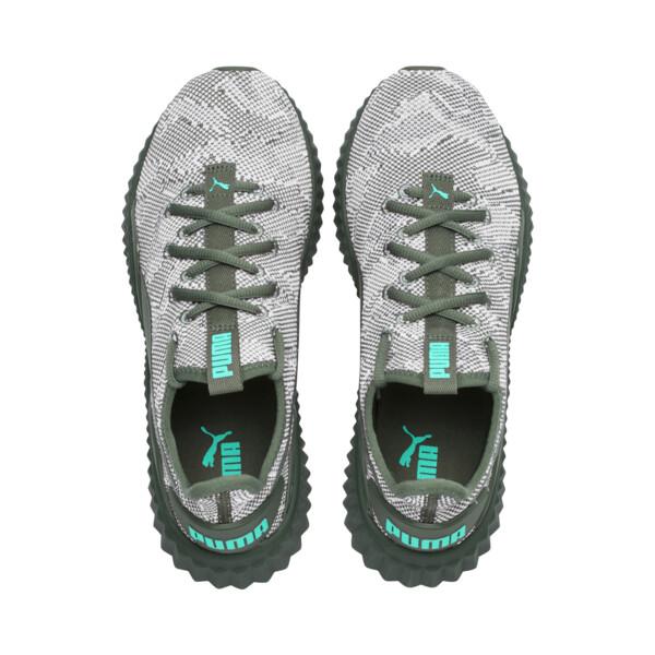 Defy Street 1 Women's Sneakers, Laurel Wreath-Biscay Green, large