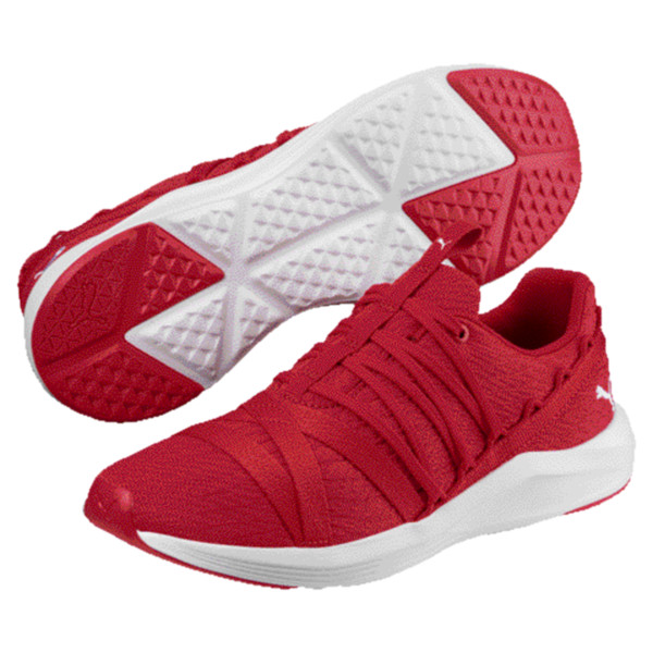 Prowl Alt 2 Women's Training Shoes, Ribbon Red-Puma White, large