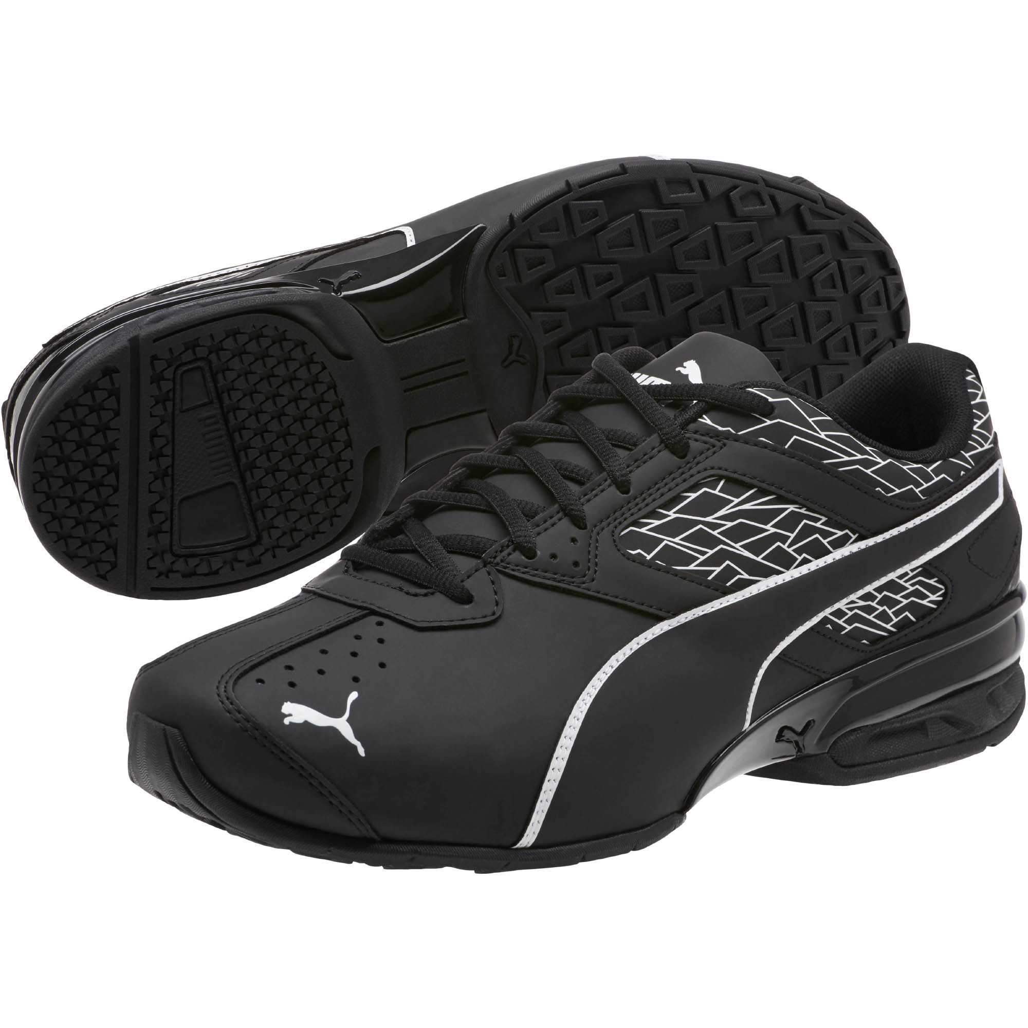 Details about PUMA Tazon 6 Fracture FM Wide Men's Sneakers Men Shoe Running