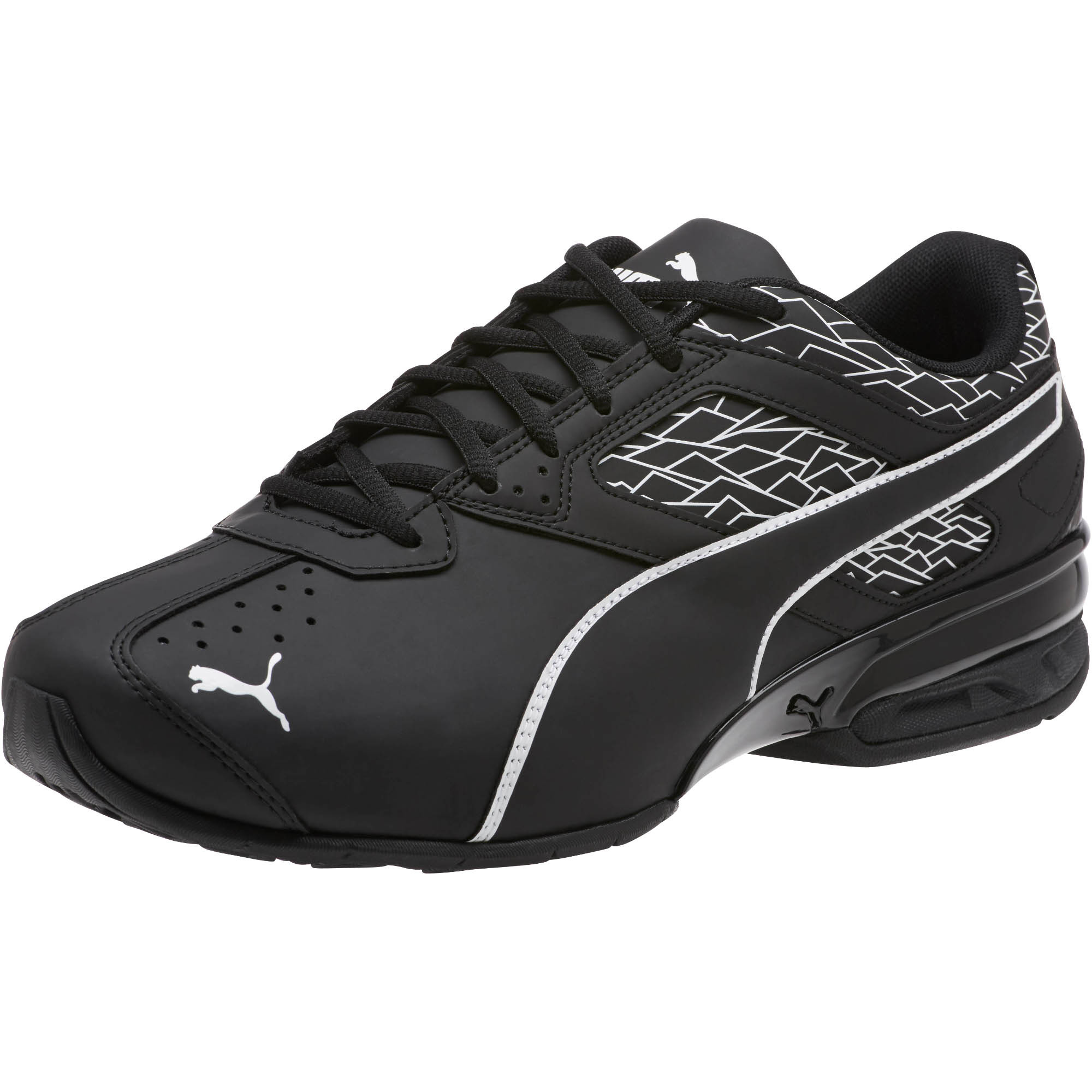 PUMA-Men-039-s-Tazon-6-Fracture-FM-Wide-Sneakers miniatura 4