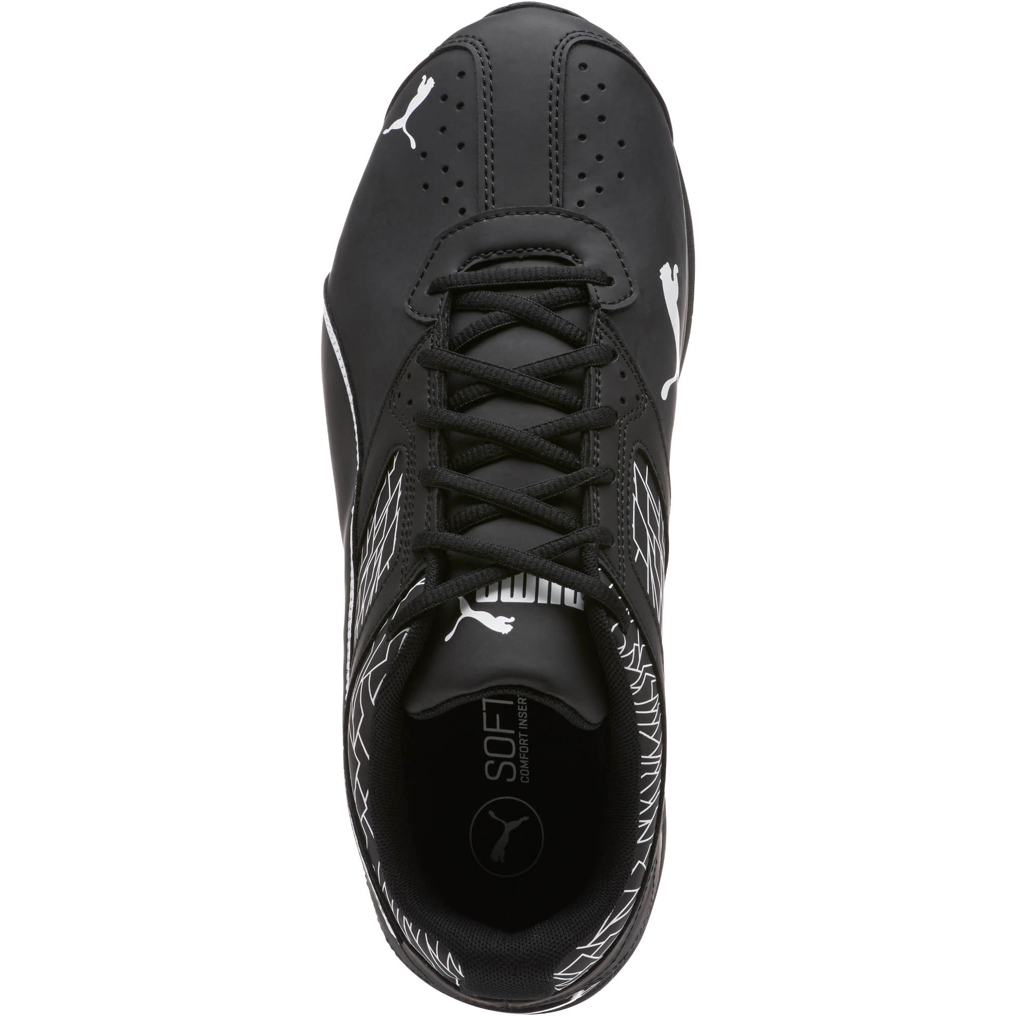 PUMA-Men-039-s-Tazon-6-Fracture-FM-Wide-Sneakers miniatura 6