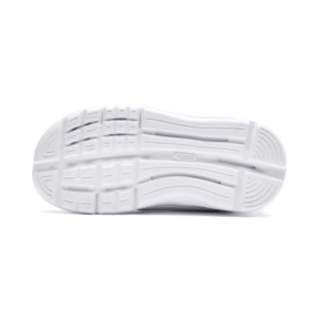Thumbnail 3 of Enzo Street Kids' Little Kids' Shoes, White-White-Iron Gate, medium