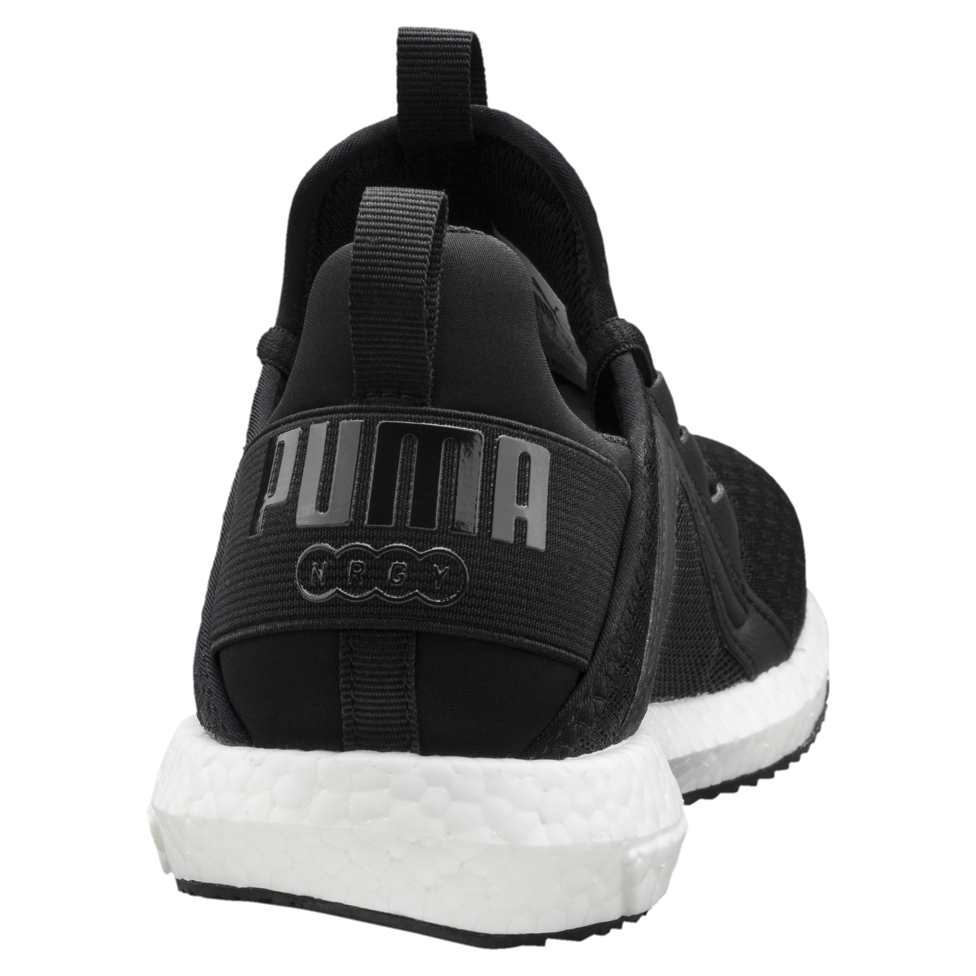 Image Puma Kids' Pre School Mega NRGY Running Shoes #4