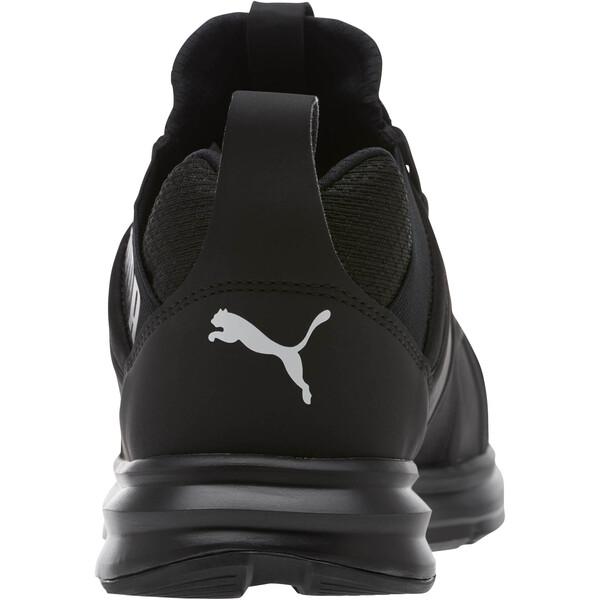 Enzo Wide Men's Training Shoes, Puma Black, large