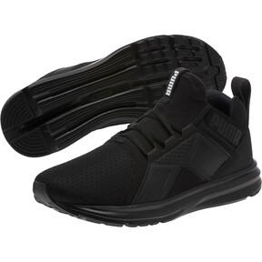 Thumbnail 2 of Enzo Wide Men's Training Shoes, Puma Black, medium
