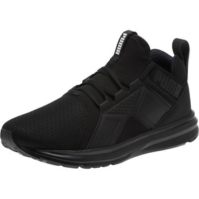 Thumbnail 1 of Enzo Wide Men's Training Shoes, Puma Black, medium