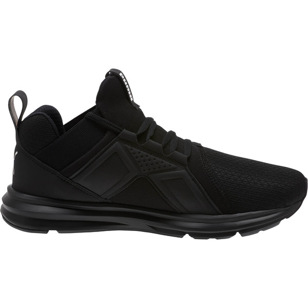 Enzo Wide Men's Training Shoes, Puma Black, large