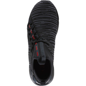 Thumbnail 5 of Enzo Peak Men's Sneakers, Black-Asphalt-High Risk Red, medium