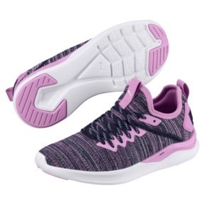 Thumbnail 2 of IGNITE Flash evoKNIT Sneakers JR, Orchid-Peacoat, medium