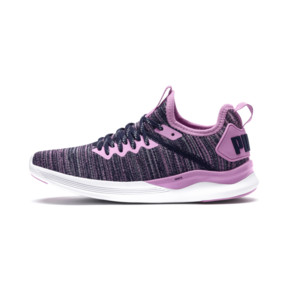 Thumbnail 1 of IGNITE Flash evoKNIT Sneakers JR, Orchid-Peacoat, medium