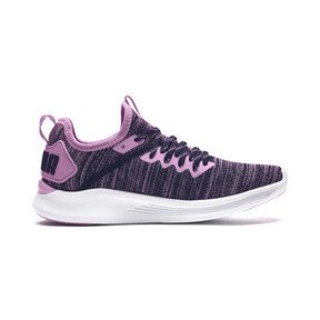 Thumbnail 5 of IGNITE Flash evoKNIT Sneakers JR, Orchid-Peacoat, medium