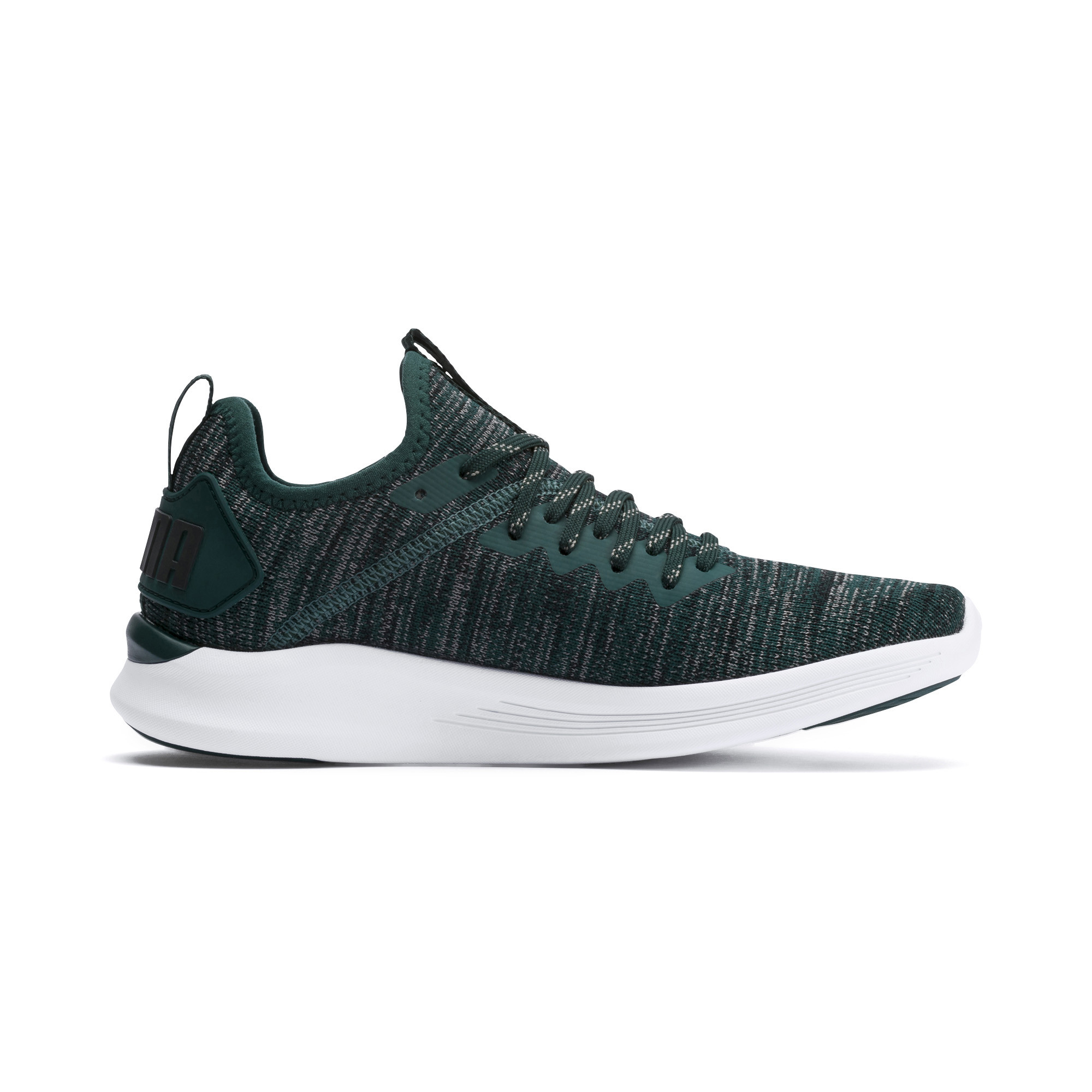 Image Puma IGNITE Flash evoKNIT Kids' Running Shoes #5