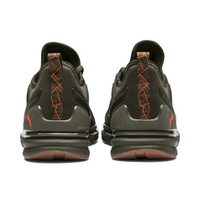 Thumbnail 4 of IGNITE Limitless 2 Unrest Kids' Trainers, Forest Night-Firecracker, medium