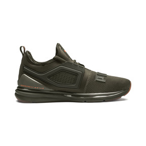 Thumbnail 5 of IGNITE Limitless 2 Unrest Kids' Trainers, Forest Night-Firecracker, medium