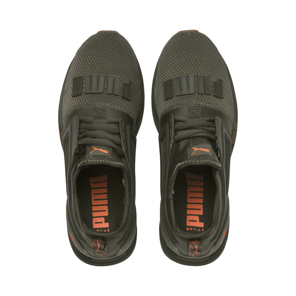 IGNITE Limitless 2 Unrest Kids' Trainers, Forest Night-Firecracker, large