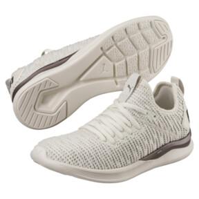 Thumbnail 2 of IGNITE Flash Luxe Women's Running Shoes, Whisper White-Metallic Ash, medium