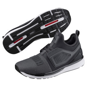 Thumbnail 2 of IGNITE Limitless 2 Running Shoes, Iron Gate-Puma Black, medium