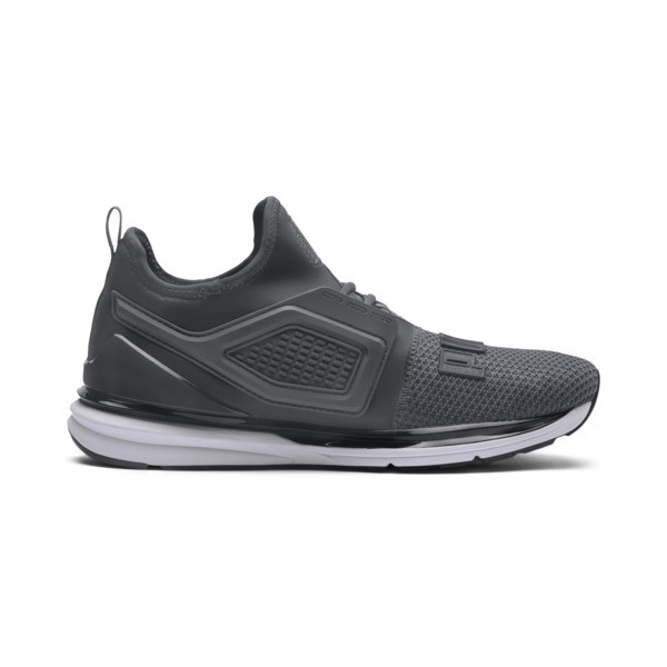 IGNITE Limitless 2 Running Shoes, Iron Gate-Puma Black, large