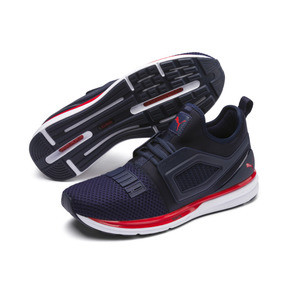 Thumbnail 2 of IGNITE Limitless 2 Running Shoes, Peacoat-High Risk Red, medium