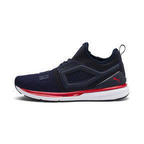 Thumbnail 1 of IGNITE Limitless 2 Running Shoes, Peacoat-High Risk Red, medium