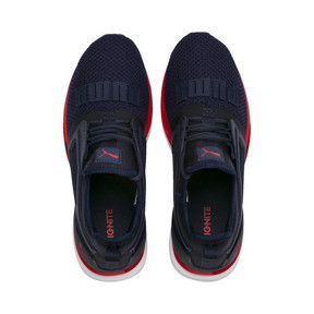 Thumbnail 6 of IGNITE Limitless 2 Running Shoes, Peacoat-High Risk Red, medium