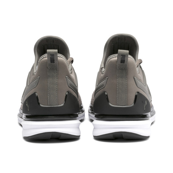 IGNITE Limitless 2 Running Shoes, Charcoal Gray-Puma Black, large